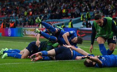 Italia thyen rekordin 82-vjeçar të kombëtares për serinë e ndeshje pa humbje