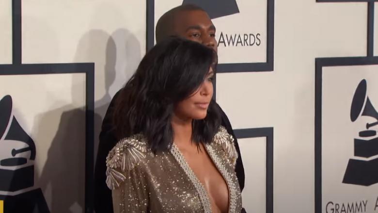 Kim dhe Kanye (Foto: YouTube)