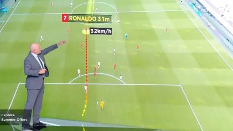 Cristiano Ronaldo: Sa shpejt vrapoi ylli i Portugalisë ndaj Gjermanisë në Euro 2020?