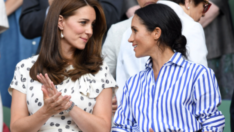 Kate dhe Meghan Markle (Foto: Getty Images)
