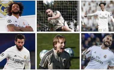 """""""Garda e vjetër"""" e Real Madridit e kënaqur me kthimin e Carlo Ancelottit"""