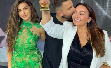 """Alban Ramosaj fitoren në """"Kënga Magjike 2021"""" ia dedikoi të ëmës"""
