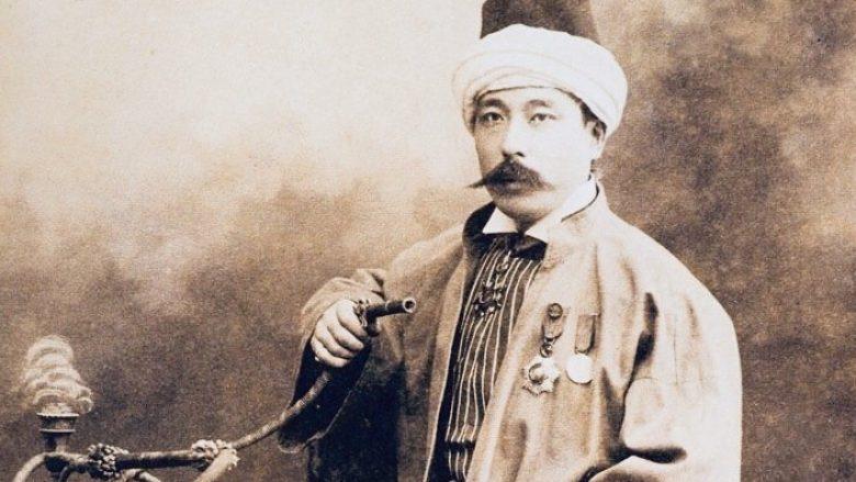 Gazetari Shotaro Noda, japonezi i parë mysliman