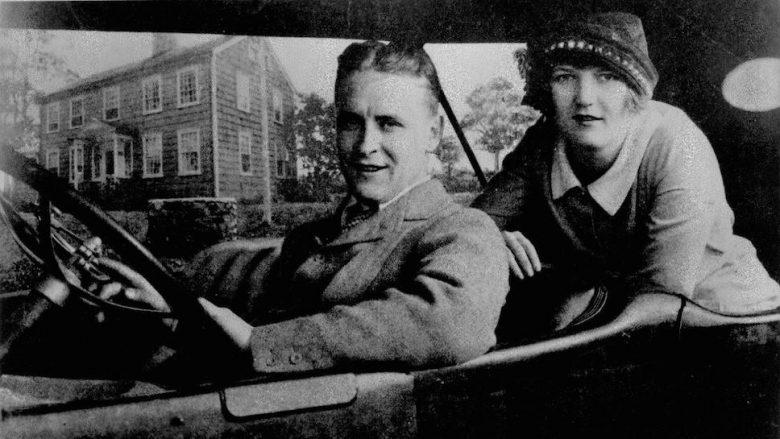 Scott dhe Zelda Fitzgeraldit