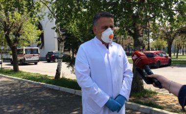 U.d i drejtorit të Klinikës Infektive: Nëse nuk ndodhë vaksinimi masiv, mbyllja e vendit është e pashmangshme