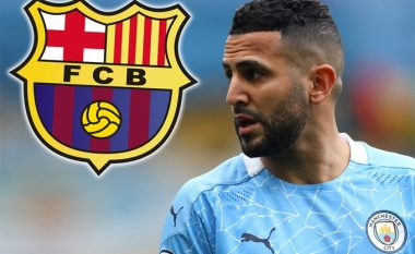 Barcelona synon transferimin e Mahrezit
