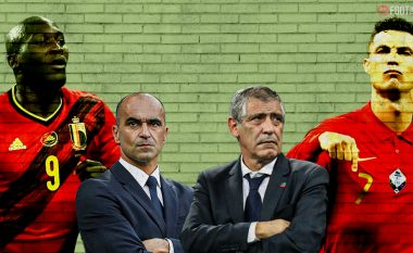 Statistika, analizë, formacionet e mundshme dhe parashikim: Belgjikë – Portugali