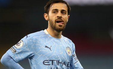 Man City i gatshëm ta shesë Bernardo Silvan dhe ta blejë një sulmues të madh