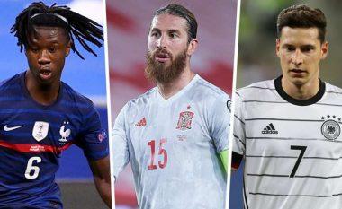 Nga Van Dijk te Ramos dhe Ibrahimovic – Formacioni i yjeve që mungojnë në Euro 2020