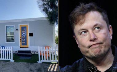 """Detajet dhe pamjet se si duket """"shtëpia e lëvizshme"""" ku jeton Elon Musk - që kushton vetëm 50 mijë dollarë"""