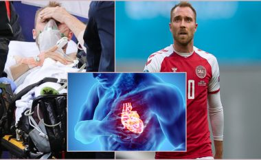 Është konfirmuar se Eriksen përjetoi arrest kardiak – definicioni, simptomat dhe shkaktarët