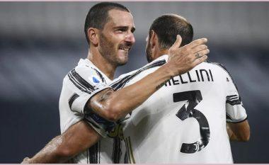 Chiellini dhe Bonucci do të vazhdojnë te Juve me Allegrin