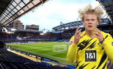Chelsea fillon bisedimet me agjentin e Haalandit
