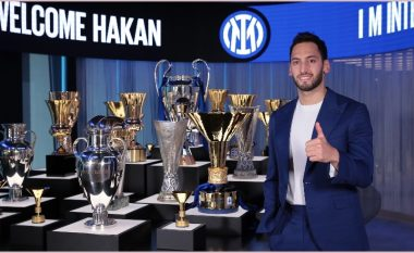 Zyrtare: Calhanoglu i bashkohet Interit