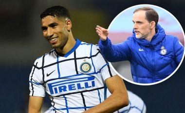 Pesë lojtarët që Chelsea ia ofron Interit për shërbimet e Hakimit