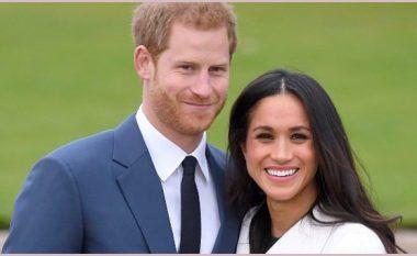 Meghan Markle dhe princi Harry janë bërë prindër të një vajze
