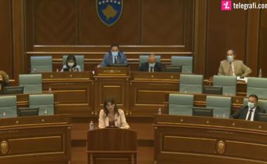 Haxhiu: Më vjen keq që kam dëshpëruar opozitën, nuk propozoj emra në Komisionin për Jurisprudencë që e kanë denigruar sistemin e drejtësisë