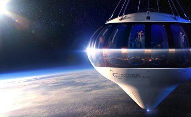 """Balona lëvizëse në skaj të hapësirës - udhëtimi i """"ëndrrave"""" kushton 125 mijë dollarë"""