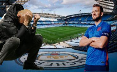 Manchester City pritet t'i ofrojë dy yje për transferimin e Harry Kane