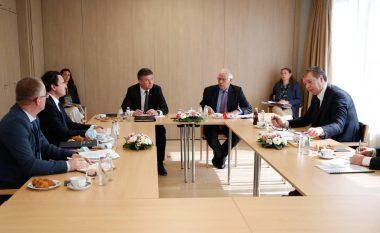 Kurti flet pas takimit me Vuçiqin në Bruksel, jep detajet