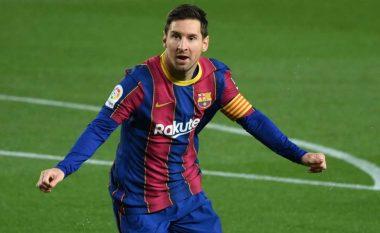 Laporta: Messi dëshiron të qëndrojë te Barcelona, por problemi i rinovimit qëndron te Fair Play Financiar