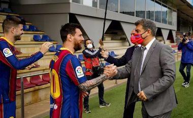 Oferta e Barcelonës për rinovim kontrate ende nuk i është dërguar Messit