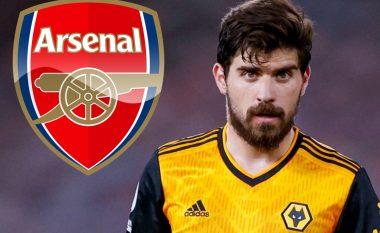 Arsenali fillon bisedimet me Wolves për transferimin e Ruben Neves
