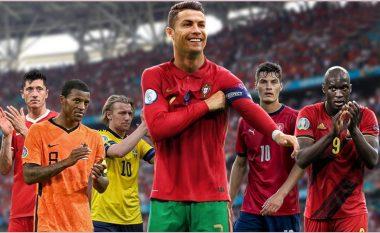 Faza grupore e 'Euro 2020' në numra: Rekorderi Ronaldo, lojtari më i ri, intervenimet dhe statistika të tjera