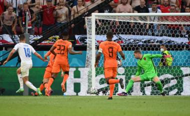 Republika Çeke eliminon Holandën nga Euro 2020, në çerekfinale takohet me Danimarkën