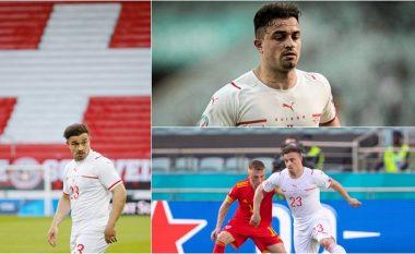 Xherdan Shaqiri vazhdon të thyej rekorde me Zvicrën: 50 për qind të golave të helvetëve janë shënuar ose asistuar nga shqiptari