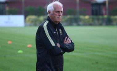 Përzgjedhësi Bernard Challandes flet para ndeshjes me Gambinë: Kundërshtari është i fortë, por ne kemi punuar mirë