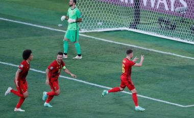 Belgjika eliminon kampionin në fuqi, Portugalinë - në çerekfinale takohet me Italinë