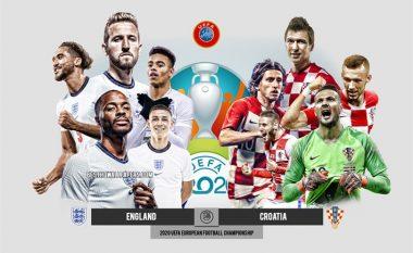 Tre formacionet se si mund të luajë Anglia përballë Kroacisë