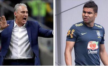 Brazili mund ta bojkotoj Copa American pas zhvendosjes së turneut në atdheun e tyre, Casemiro dhe Tite e konfirmojnë