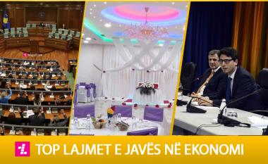 Votimi për heqjen e homologimit, finalizimi i manualit për mbajtjen e dasmave dhe fillimi i hartimit të pakos së re financiare për rimëkëmbjen ekonomike – top ngjarjet e javës
