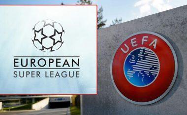 Pritet verdikti përfundimtar i UEFA-s për Superligën Evropiane