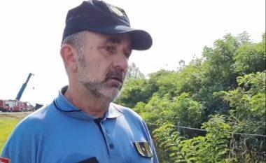 Pamje nga vendi ngjarjes, polici kroat: Autobusi kosovar kishte rreth 60 pasagjerë, aksidenti është ndër më të rëndit që kam parë me sy
