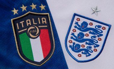 Gjashtë fakte që duhet të dini për ndeshjen Itali-Angli, që do të vendosin kampionin e EURO 2020