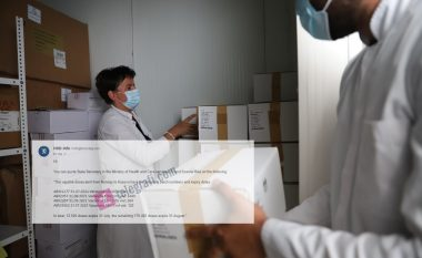Ministria e Shëndetësisë norvegjeze sqaron për Telegrafin afatin e vaksinave të dhuruara për Kosovën