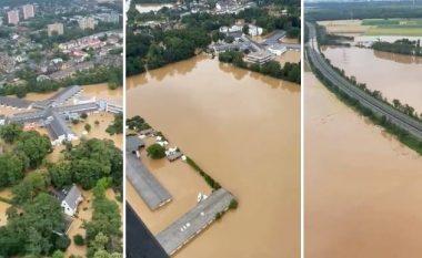 Pamjet nga ajri tregojnë më së miri dëmet në Gjermani - mbi 100 të vdekur shkaku i përmbytjeve