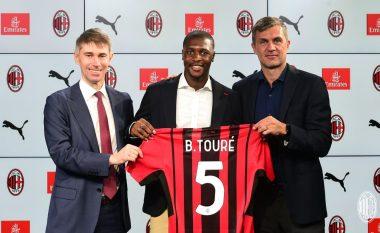 Zyrtare: Milani nënshkruan me mbrojtësin Ballo-Toure