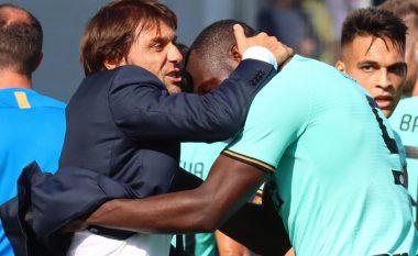 Conte: Lukaku është njëri nga sulmuesit më të mirë në botë