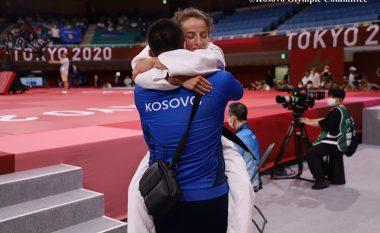 Distria Krasniqi dhe Driton Kuka shpërblehen me shuma të majme nga shteti i Kosovës pas fitimit të medaljes së artë olimpike