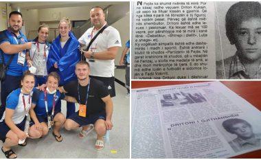 Toni i sportit, medaljeve dhe leximit - Të përbashkëtat e trajnerit Driton Kuka dikur dhe sot