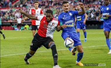 Drita ishte afër të bënte histori, por mposhtet në fund nga Feyenoordi dhe eliminohet nga Liga e Konferencës