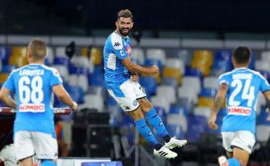 """""""Më bëtë mua dhe familjen time të ndihemi si në shtëpinë tonë"""", Elseid Hysaj falënderon tifozët e Napolit pas kalimit te Lazio"""