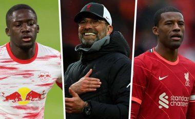 Wijnaldum i larguar, Konate i transferuar – Formacioni i mundshëm i Liverpoolit në sezonin 2021/22