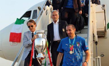 Shteti italian nderon me çmime të mëdha Mancinin, Viallin dhe çdo lojtar të ekipit fitues të Euro 2020