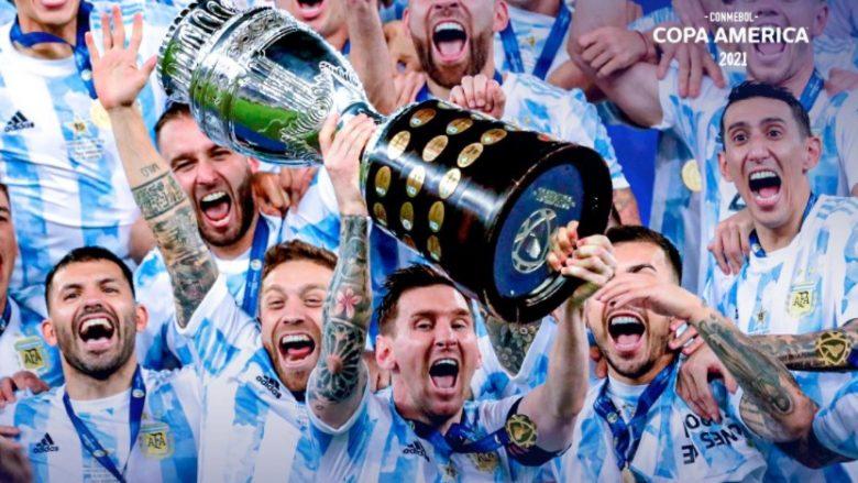 Messi me trofeun e tij të 38-të