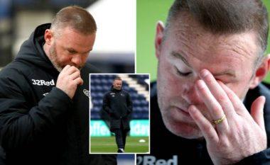 Si të mos i mjaftonte skandali me vajzat e zhveshura, Rooney tani shkakton rrëmujë edhe te skuadra që është trajner